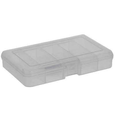 Caja con señuelos 5 casilleros pesca PM