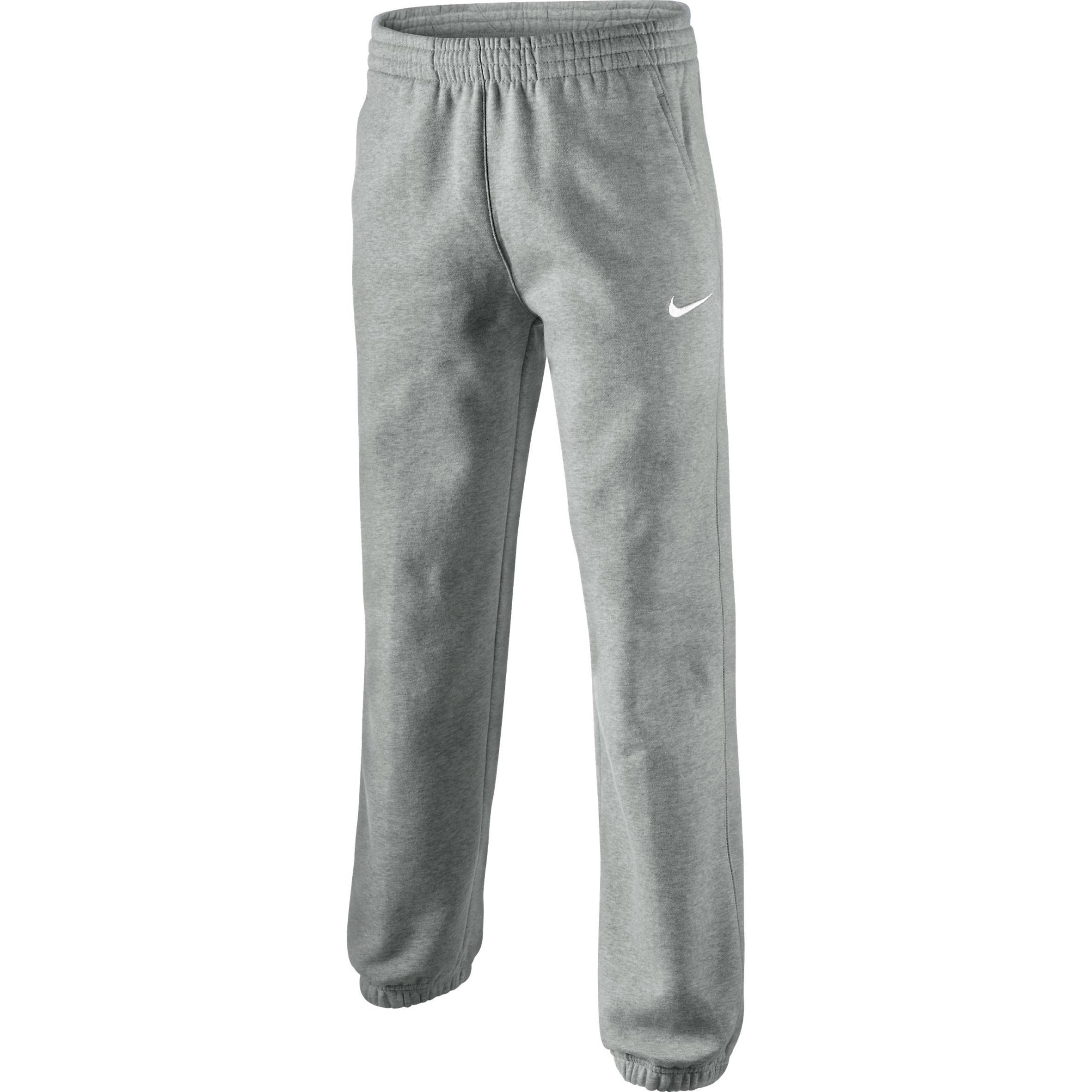 Nike Performance N45 Trainingsbroek dark grey heather/gym red/white