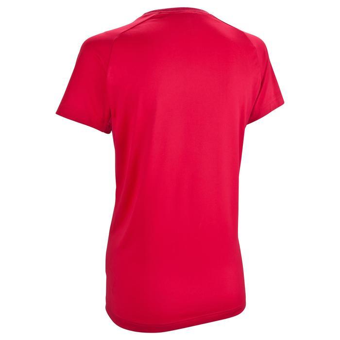 Tee-Shirt manches courtes randonnée Techfresh 50 femme - 582665