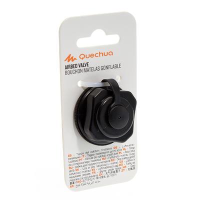 Клапан до надувного матраца - Чорний