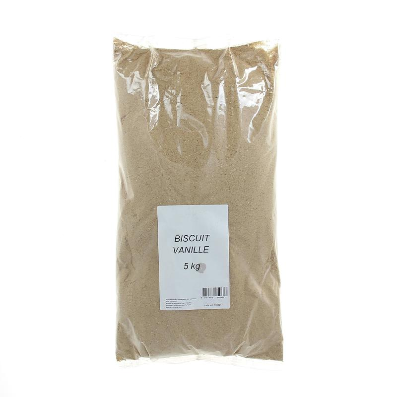 VANILLA BISCUIT 5 KG still fishing meal