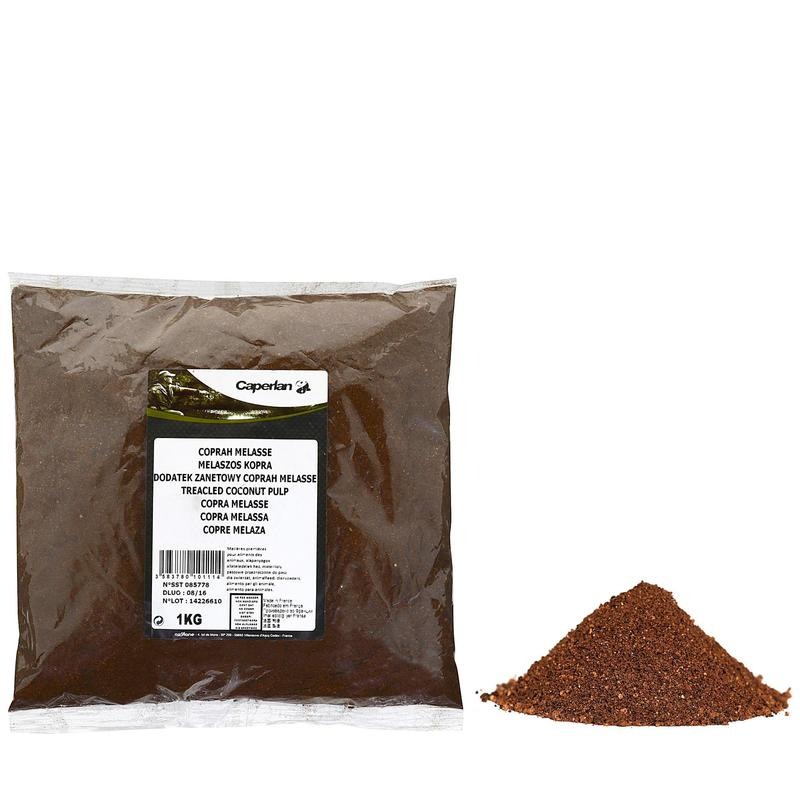 COPRA AND MOLASSES 1KG Still fishing meal