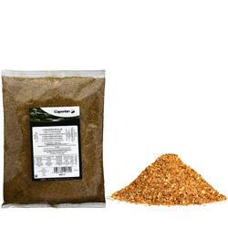 Gemalen koriander voor statisch vissen 700 g
