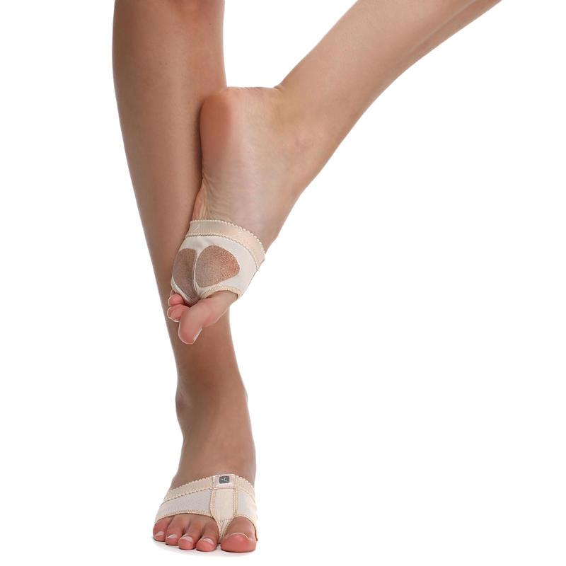 Modern Dance Toe Pads - Skin coloured