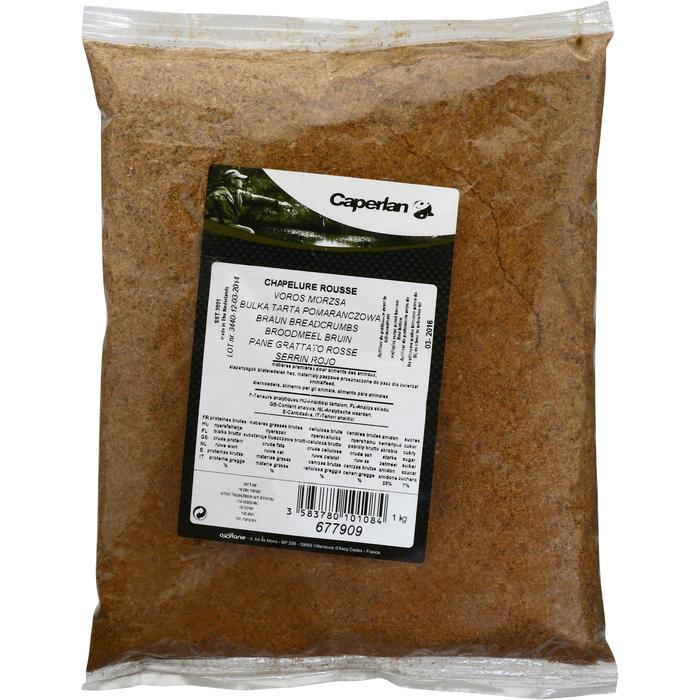 Harina para pesca al coup PAN RALLADO ROJIZO 1 kg