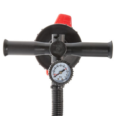DOUBLE ACTION MANUAL PUMP 5.2 L - 7 PSI _PIPE_ RECOMMENDED FOR INFLATABLE TENTS