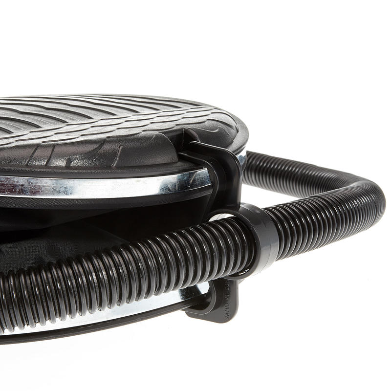CAMPING FOOT PUMP - RECOMMENDED FOR INFLATABLE MATRESSES