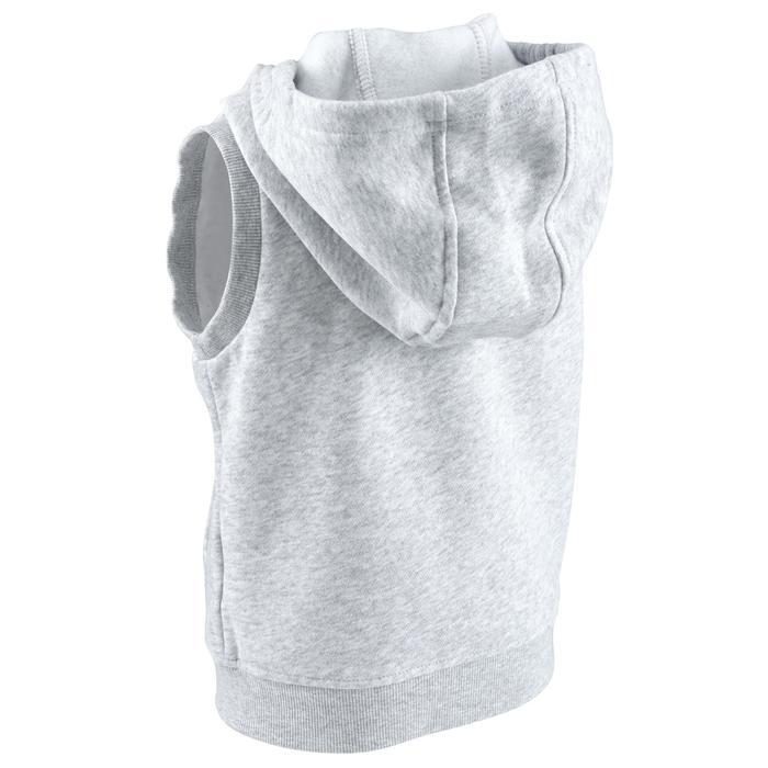 Veste sans manches capuche 100 Baby Gym - 587494
