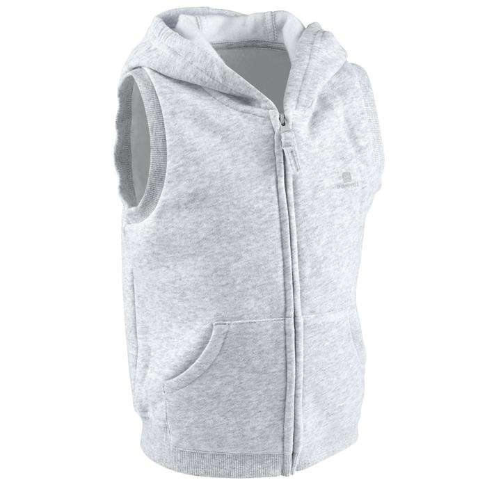 Veste sans manches capuche 100 Baby Gym - 587495