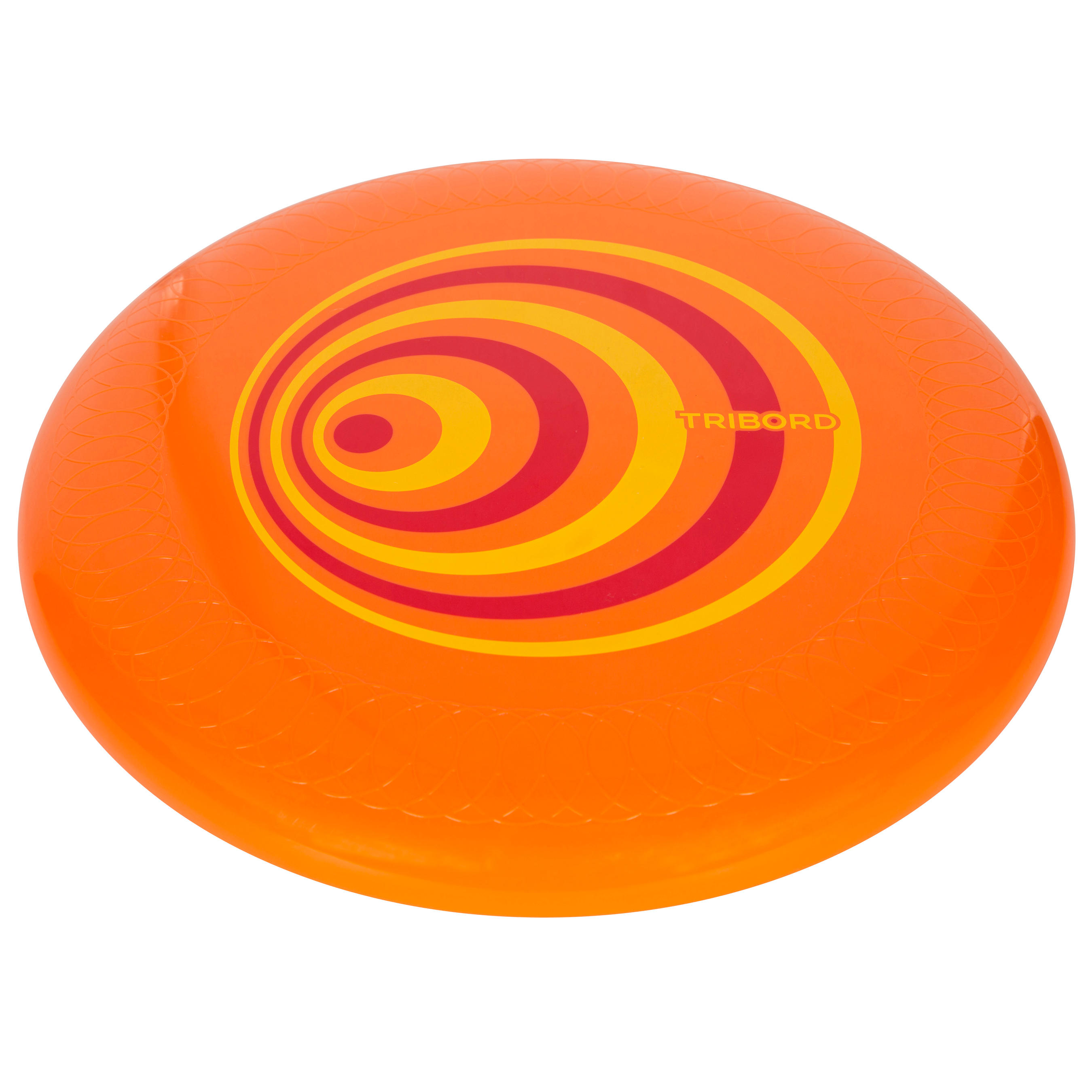 Frisbee D125 dynamique orange