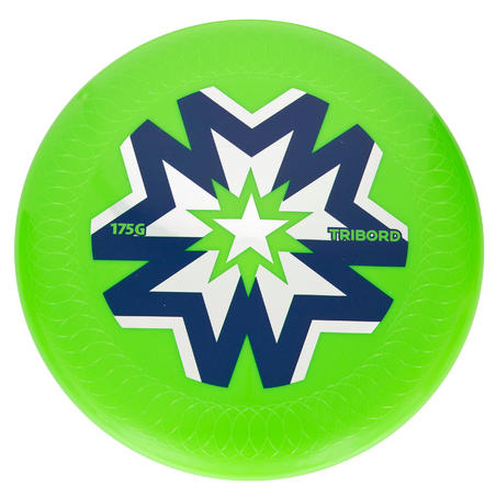 D175 Ultimate Frisbee green