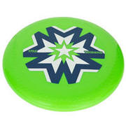 Frisbee D175 Ultimate Verde