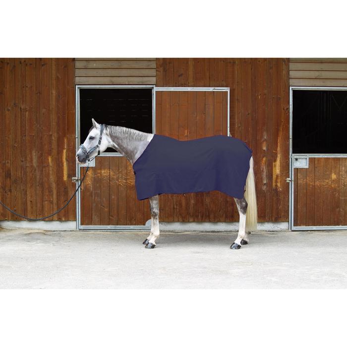 Chemise séchante équitation poney et cheval gris - 587960