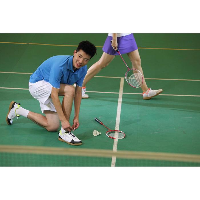 Herenshort Essentiel marineblauw 100 tennis/badminton/tafeltennis/padel/squash - 587972