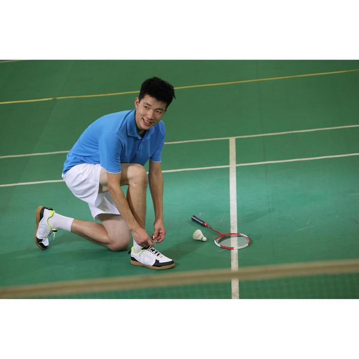 Herenshort Essentiel marineblauw 100 tennis/badminton/tafeltennis/padel/squash - 587975