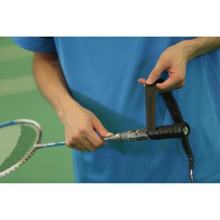 Badminton Griffband Overgrip Superior 3 Stk. schwarz