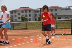Sportbroekje racketsporten Essential 100 kinderen - 589996