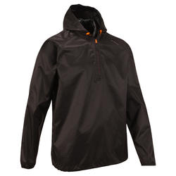22ff92bc3e Men's Raincoat NH100 - Black