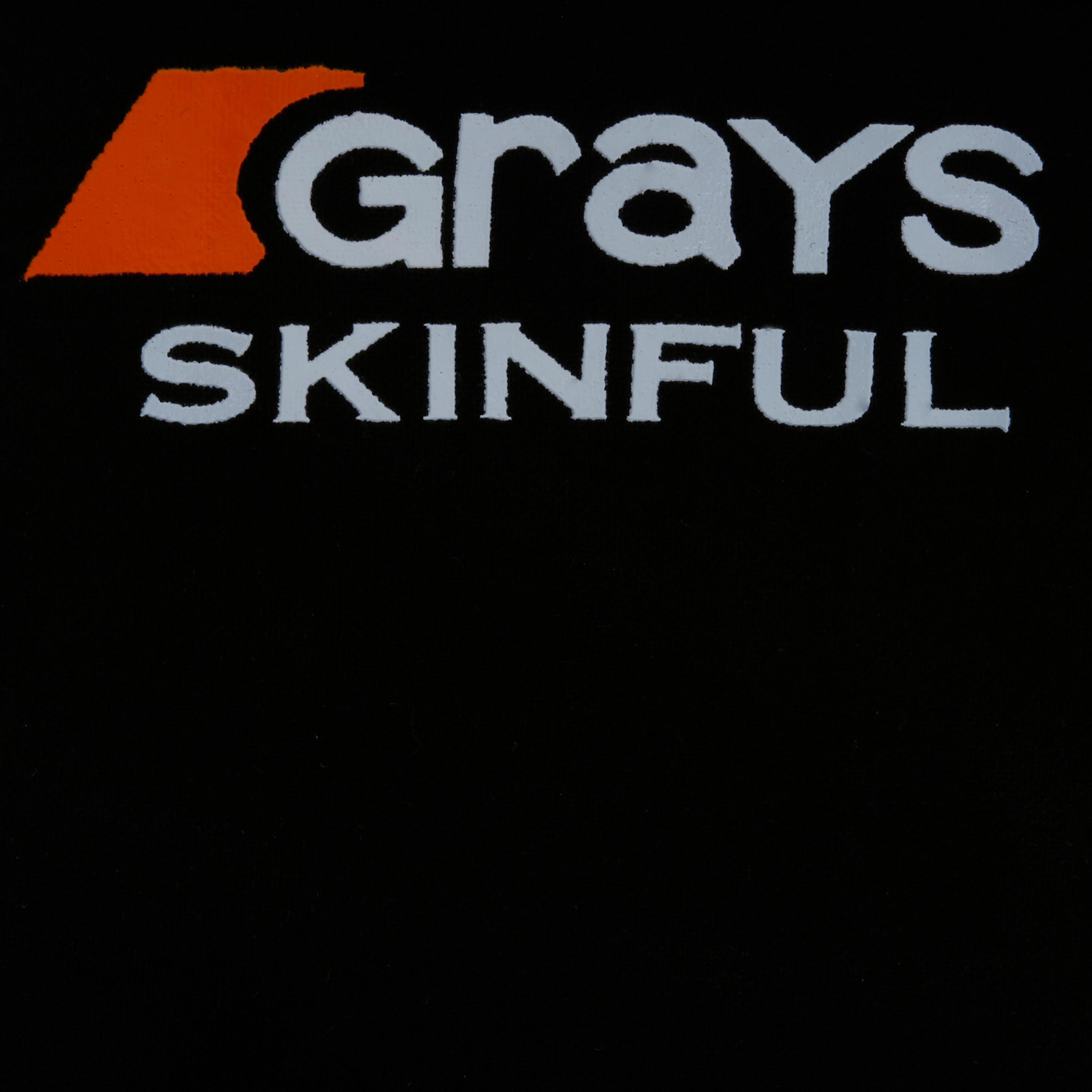 Grays Skinful Gloves - Hockeyhandschoenen - Zwart - Small