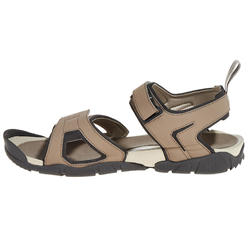 NH100 men's country walking sandals - beige