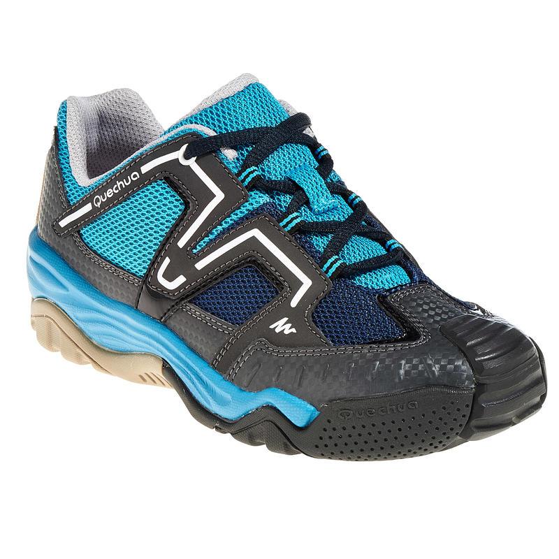 Crossrock Children's Hiking Shoes blue/pink
