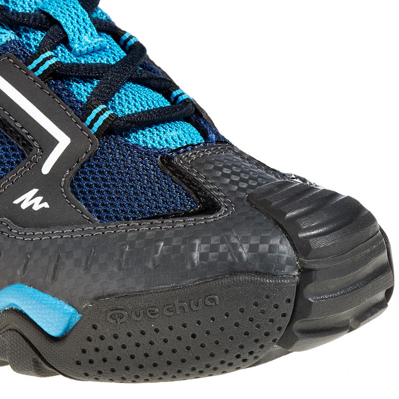 Crossrock Children's Hiking Shoes blue