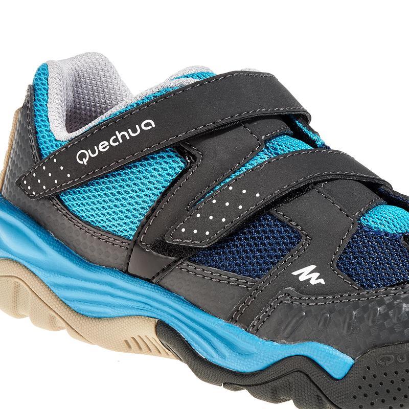 Crossrock Children's Hiking Shoes blue