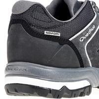 Forclaz Flex 3 impermeable men's hiking boots - Grey