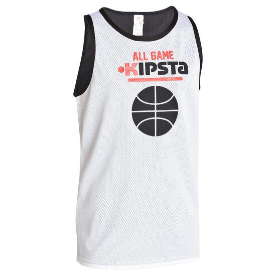 Basketbalshirt omkeerbaar kinderen - 592000