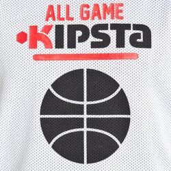 Basketbalshirt omkeerbaar kinderen - 592011