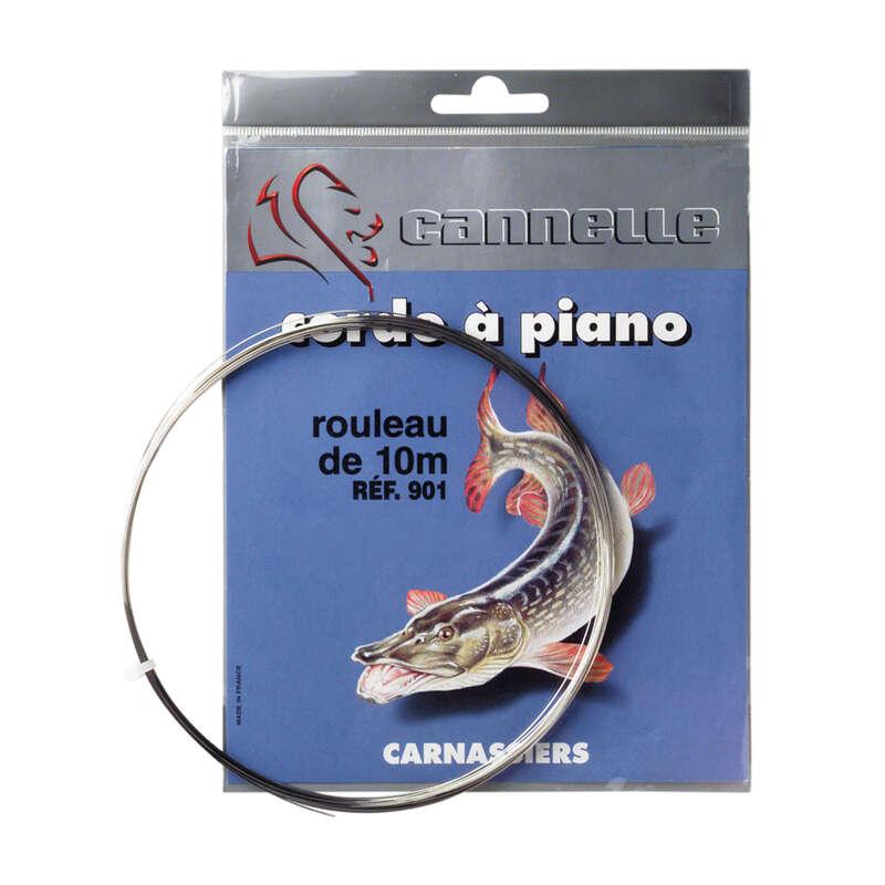 MORTO MANOVRATO Pesca - Corde piano 40/100 CANNELLE - Pesca