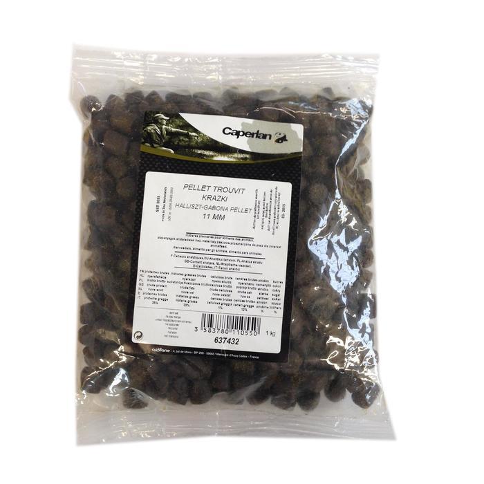 Pellets 11mm 1kg Karpfenangeln