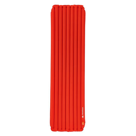 Forclaz Air Inflatable Bivouacking / Hiking / Trekking Inflatable Mattress - Red
