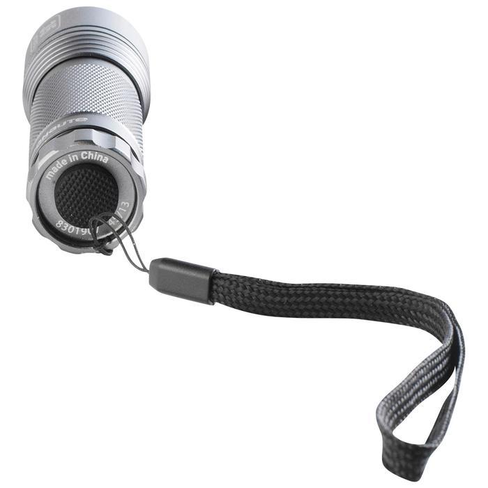 Lampe torche métal ONbright 300 grise - 593233