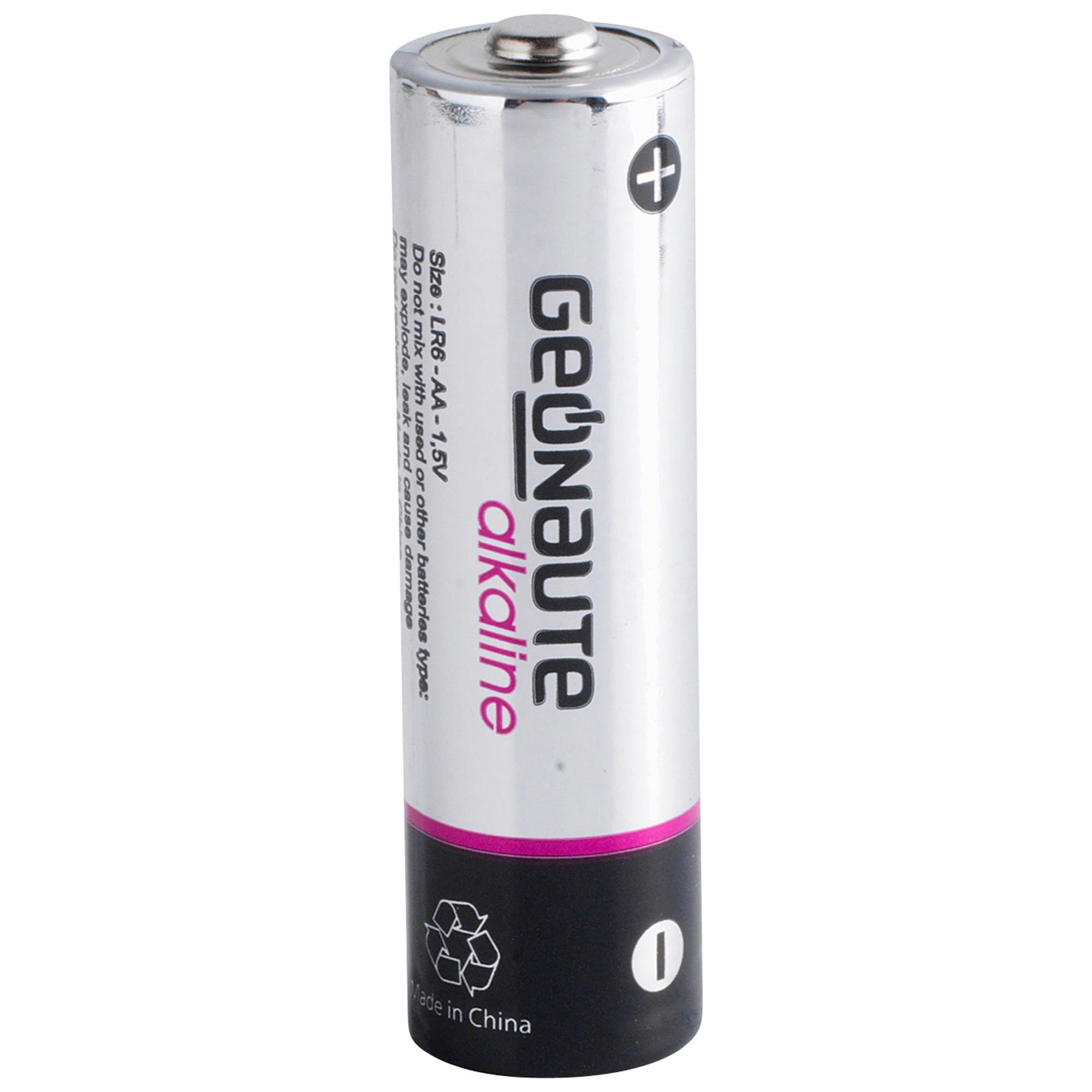 Pack of 12 LR06-AA 1.5V batteries