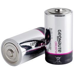 Pakje 2 batterijen LR14-C 1,5V