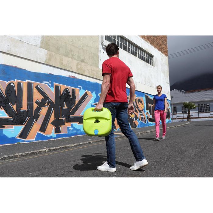 """PACK DE SPEEDBALL (1 MAT, 2 RAQUETTES et 1 BALLE) """"TURNBALL GRIS/BLEU"""""""