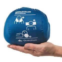 Camping-Kissen Modulo blau