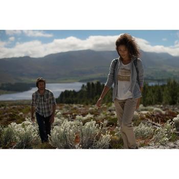 Damessandalen, trekking, Arpenaz 50, roze