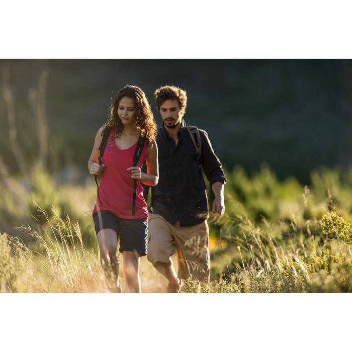 Wandersandalen Naturwandern NH110 Damen rosa