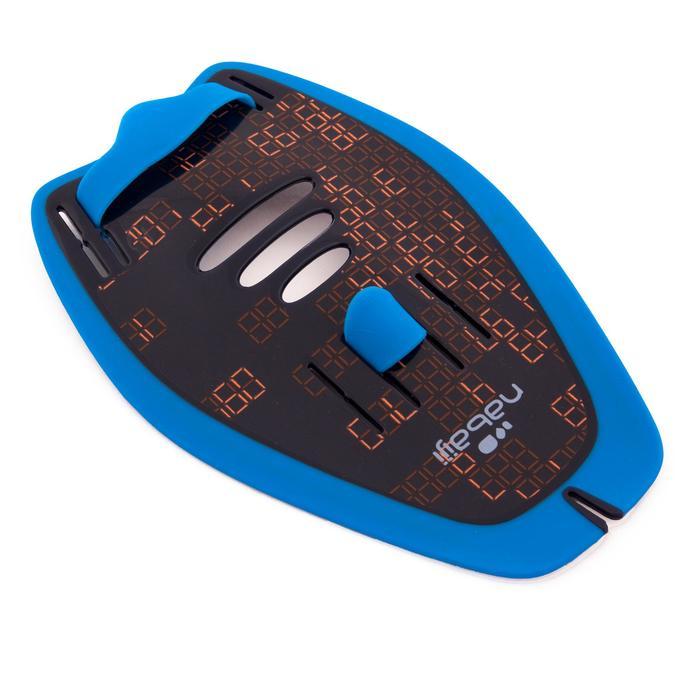 Paddles maat M blauw