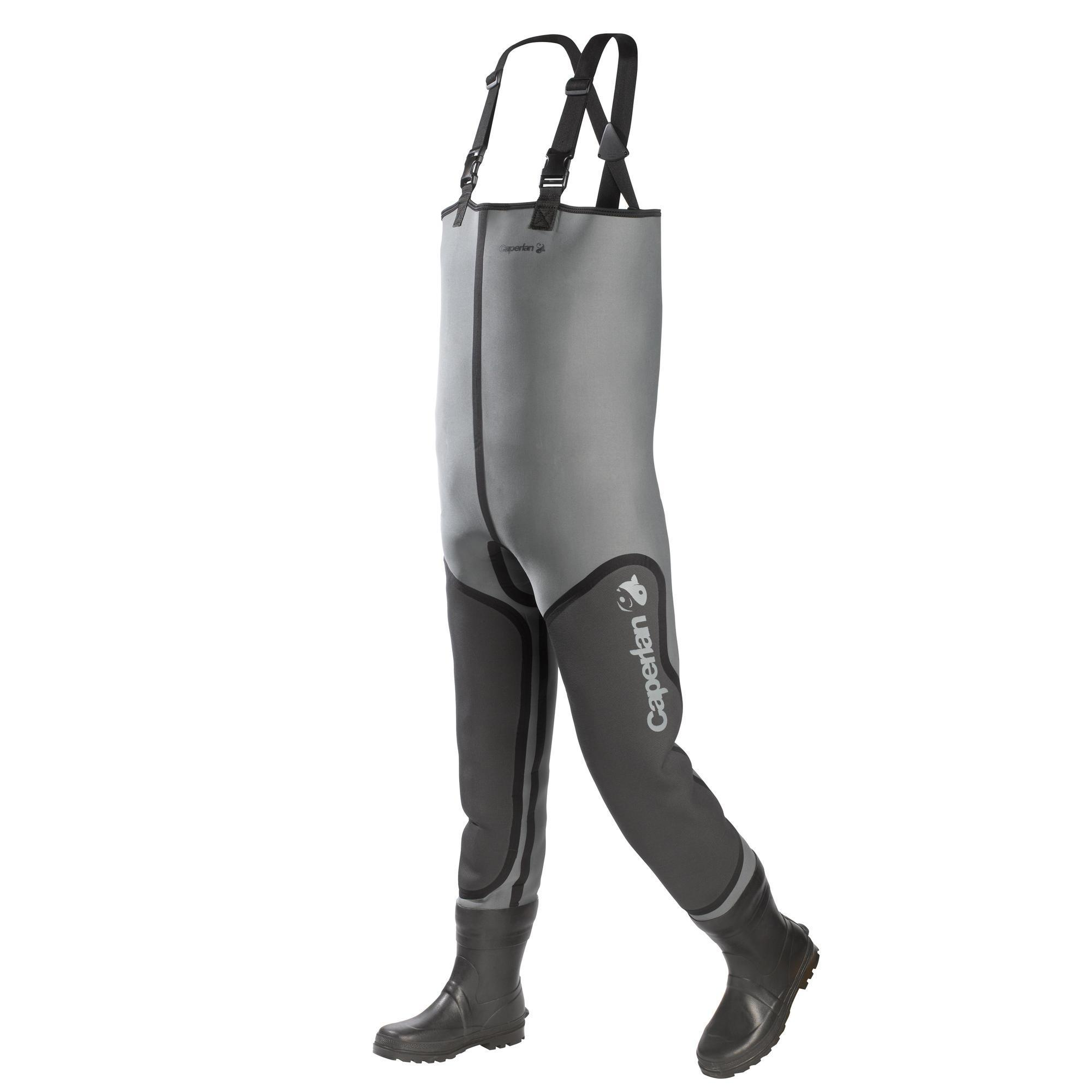 Pêche Waders Decathlon 3mm Thermo Caperlan pzw1qz