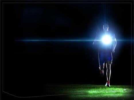 LAMPE DE RUNNING RUN LIGHT - 596764