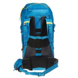 Backpacking Rucksack Forclaz 60 Liter blau