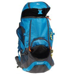 Backpacking-Rucksack Forclaz 60Liter blau