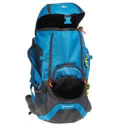 Mochila Trekking Forclaz 60 litros azul