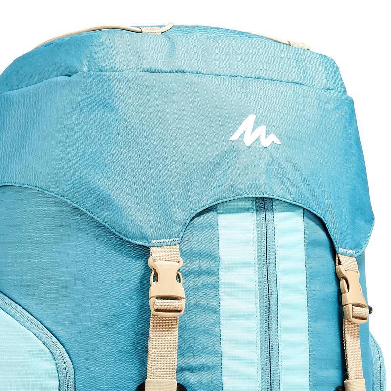 Women's Mountain Trekking Backpack | EASY FIT 60L W Turquoise