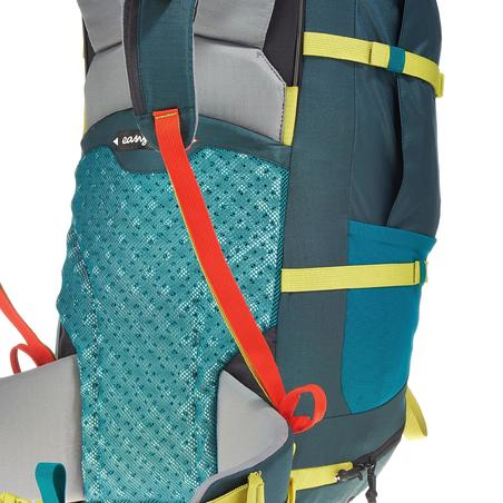 Easyfit Men's 70 Litre Mountain Trekking Backpack - Blue