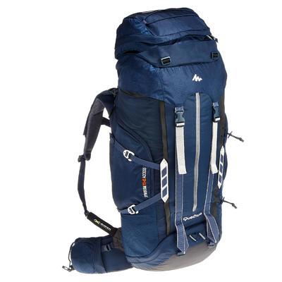 Symbium men's Trekking backpack 70+10 litres dark blue