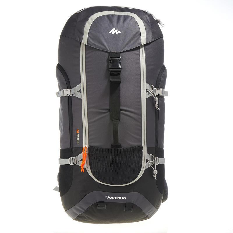 Travel Backpack Forclaz 90L– Dark Grey